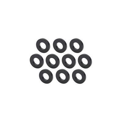 POSH メカニックユースユニバ-サルカラ-セットBKM6t=2mm10pcs/Set (300206-06)