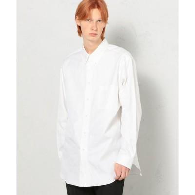 【EDITION】FINX ROYAL OXFORD  コットン BDシャツ