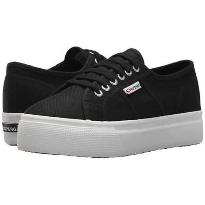 スペルガ Superga 2790 Acotw Platform Sneaker レディース スニーカー シューズ 靴 Black/White