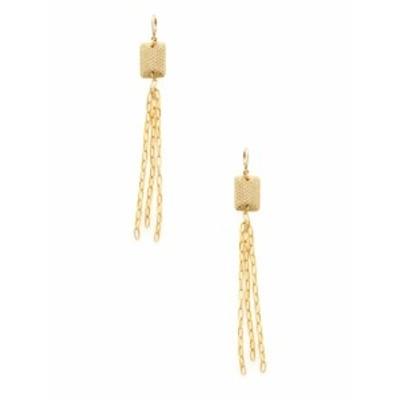 レンビー レディース イヤリング ピアス Chain Statement Earrings