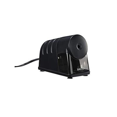 エルマーズ1799パワーハウスデスクトップ電動鉛筆削りブラック好評販売中