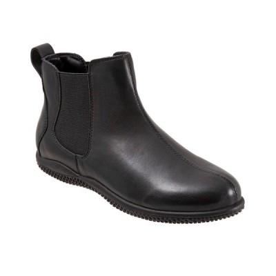 ソフトウォーク ブーツ&レインブーツ シューズ レディース Highland Ankle Boot Black