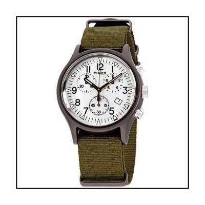 【新品】Timex MK1 Quartz Movement Silver Dial Men's Watch TW2R67900