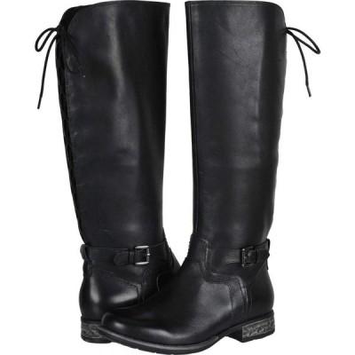 カルソーアースシューズ Earth レディース ブーツ シューズ・靴 Avani Beaverton Black Andes Waterproof
