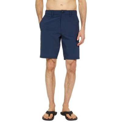 """ボルコム メンズ ハーフパンツ・ショーツ ボトムス Bohnes 20"""" Hybrid Shorts"""