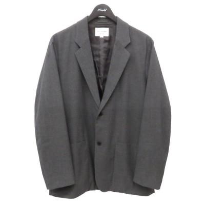 STILL BY HAND テーラードジャケット グレー サイズ:1 (フレスポ東大阪店) 201209