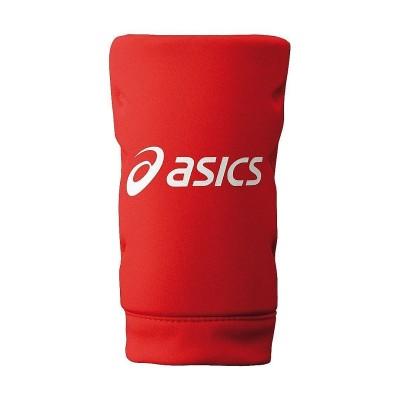 ASICS (アシックス) ソフトボールヨウニーパツド L RED レディース BEE-28.23
