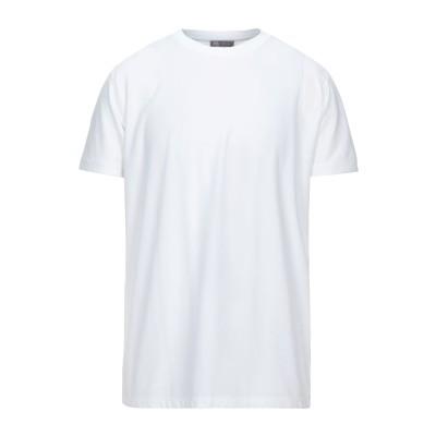 FRADI T シャツ アイボリー XXL コットン 100% T シャツ