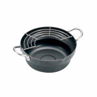 譚 彦彬厳選 天ぷら鍋24cm/THT-301/家庭用品、キッチン用品、譚彦彬、鉄製調理器