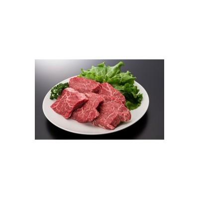 大石田町 ふるさと納税 【A4ランク以上】山形牛モモステーキ(450g)