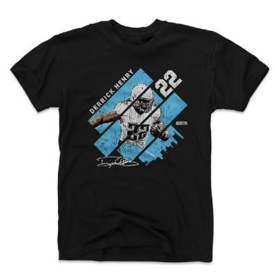 NFL Tシャツ デリック・ヘンリー タイタンズ Stripes L T-Shirts 500LEVEL ブラック