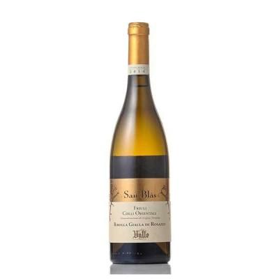 ヴァッレ リボッラ ジャッラ 750ml[東亜 イタリア フリウリ 白ワイン 4142111984]