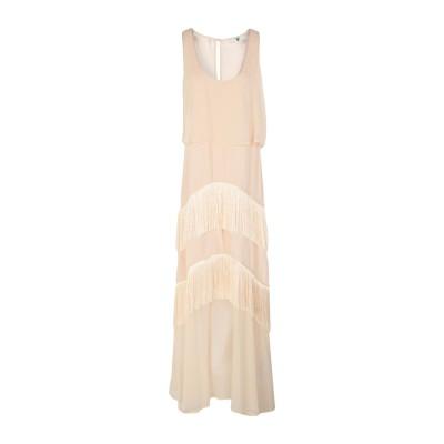 ツインセット シモーナ バルビエリ TWINSET ロングワンピース&ドレス ライトピンク M ポリエステル 100% / レーヨン ロングワンピー
