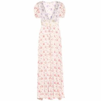 ラブシャックファンシー LoveShackFancy レディース ワンピース ワンピース・ドレス Stacy floral silk dress multi