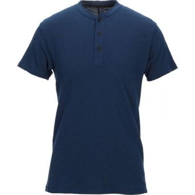 ラグ&ボーン RAG & BONE メンズ Tシャツ トップス T-Shirt Blue