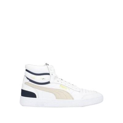 プーマ Puma  メンズ スニーカー シューズ 靴 ホワイト
