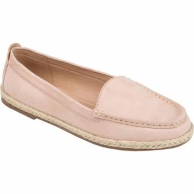 ジュルネ コレクション Journee Collection レディース エスパドリーユ フラット シューズ・靴 Comfort Foam(TM) Cinndy Espadrille Flat
