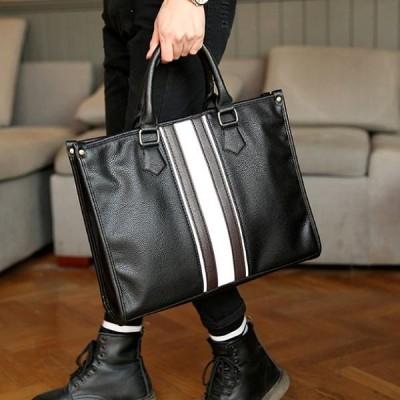 トートバッグ レザー メンズ ビジネスバッグ 大容量 トート バッグ 革 トートバック ショルダーバッグ 旅行 通勤 通学 出張 鞄 ユニセックス bag050
