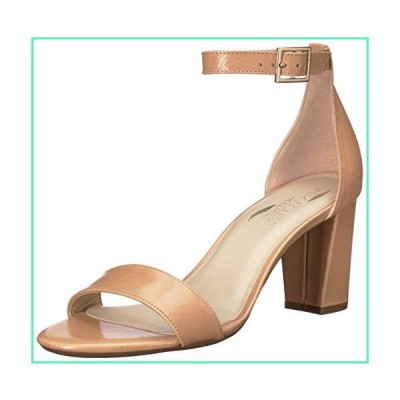 Aerosoles Women's Bird of Paradise Heeled Sandal, Nude Leather, 8.5 M US並行輸入品