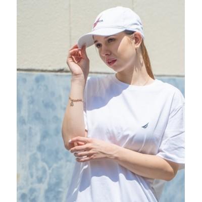 INNOCENT / 『NAUTICA』NAUTICA BB CAP - ノーティカ BB キャップ【Wo】【it】 WOMEN 帽子 > キャップ