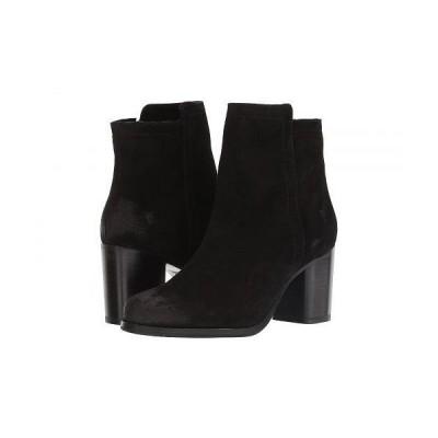 Frye フライ レディース 女性用 シューズ 靴 ブーツ アンクルブーツ ショート Addie Inside Zip - Black
