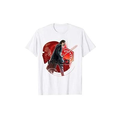 Star Wars Last Jedi Kylo Ren Watch Your Back Graphic T-Shirt