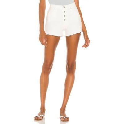 ハドソンジーンズ Hudson Jeans レディース ショートパンツ ボトムス・パンツ Cara Classic Short Offshore