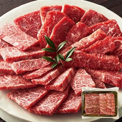 黒毛和牛の焼肉用バラももセット