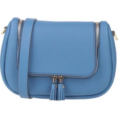 アニヤ ハインドマーチ ANYA HINDMARCH レディース ショルダーバッグ バッグ cross-body bags Slate blue
