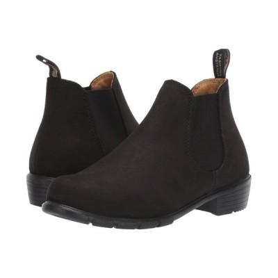 ブランドストーン Blundstone レディース ブーツ シューズ・靴 BL1977 Black Nubuck