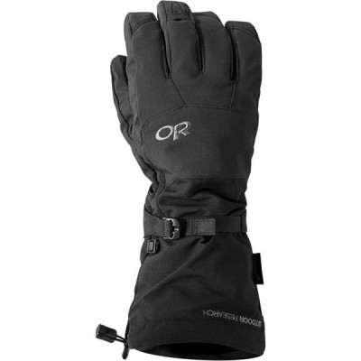 アウトドアリサーチ Outdoor Research メンズ 手袋・グローブ Alti Glove Black