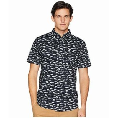 リップ カール メンズ シャツ トップス Parker Short Sleeve Shirt