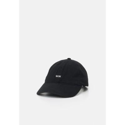 ウッド ウッド メンズ 帽子 アクセサリー LOW PROFILE UNISEX - Cap - black black