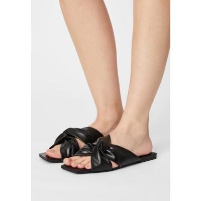 レディース 靴 シューズ TWISTED FEELS FLAT - Mules - black