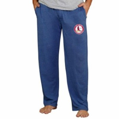 Concepts Sport コンセプト スポーツ スポーツ用品  Concepts Sport St. Louis Cardinals Navy Cooperstown Quest Lounge Pants