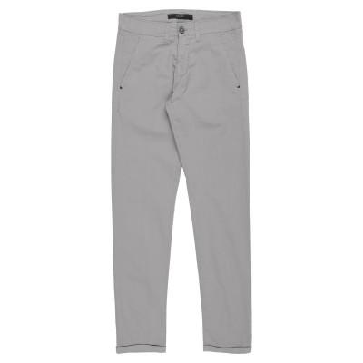 LIU •JO MAN パンツ グレー 28 コットン 97% / ポリウレタン 3% パンツ