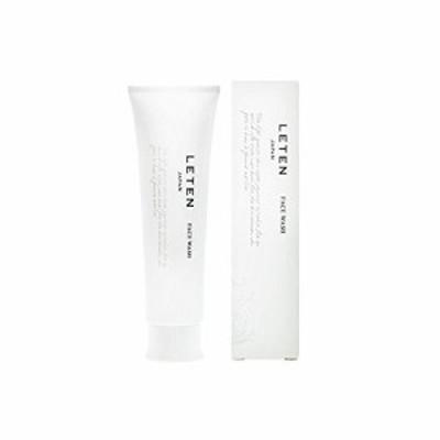 レテン (LETEN) フェイスウォッシュ 100g 洗顔フォーム 洗顔料 敏感肌