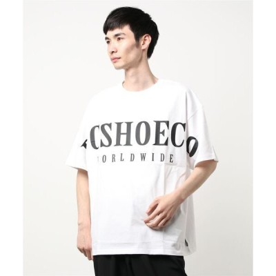 tシャツ Tシャツ 21 20S WIDE STRADDLE/DC半袖Tシャツ