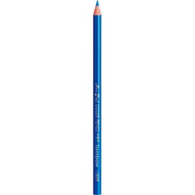 〇トンボ鉛筆  色鉛筆  1500  単色  青 1500-15【送料無料】