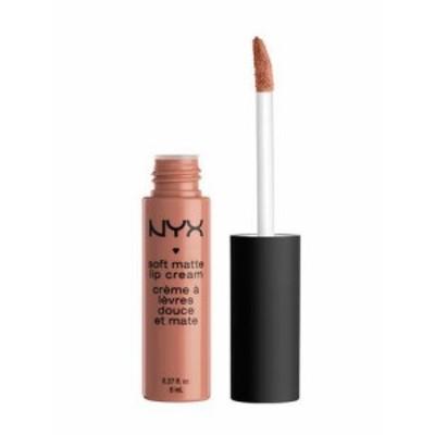 NYX Soft Matte Lip Cream /NYX ソフトマット リップクリーム 色[09 Abu Dhabi アブダビ]