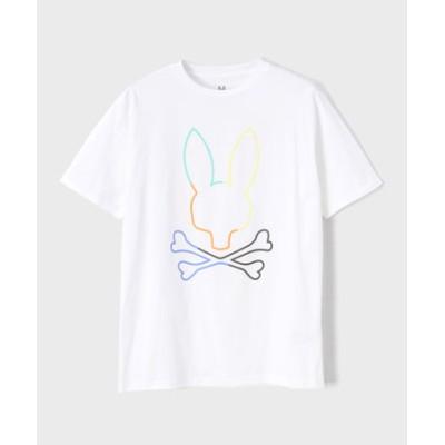マルチパステルシルエットロゴ  Tシャツ