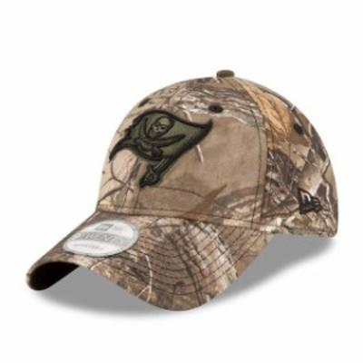 New Era ニュー エラ スポーツ用品  New Era Tampa Bay Buccaneers Realtree Camo 9TWENTY Adjustable Hat