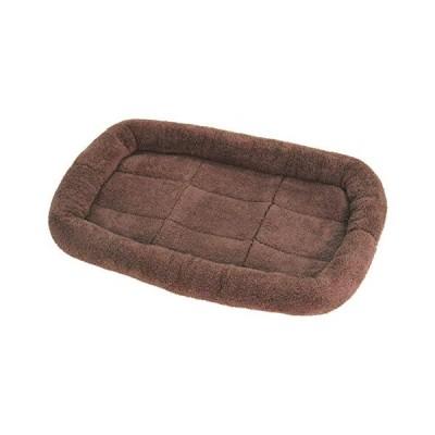 PetStyle シンプル ペット用ベッド・マット 犬 猫 Lサイズ (ブラウン)