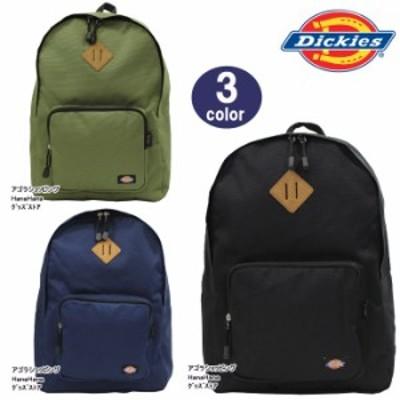 ディッキーズ バッグ リュック 17718900 スタンダードデザイン フロントラウンドファスナーポケット リュック ag-838500