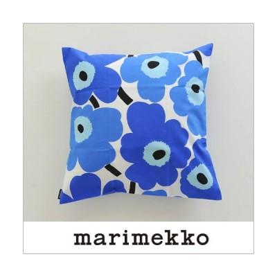 マリメッコ クッションカバー 45cm ピエニウニッコ ブルー 02 marimekko PIENI UNIKKO 00007
