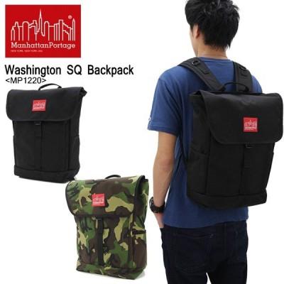 マンハッタン ポーテージ Manhattan Portage  Washington SQ Backpack MP1220  バックパック M