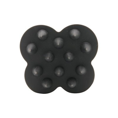 ウカ(uka) ウカ スカルプブラシ ケンザン(頭皮用ブラシ) 黒 70g