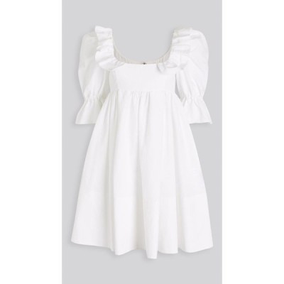 ブロック コレクション Brock Collection レディース ワンピース ワンピース・ドレス Romana Dress Natural