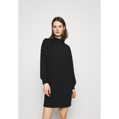 オーパス レディース ワンピース トップス WILONI - Day dress - black black