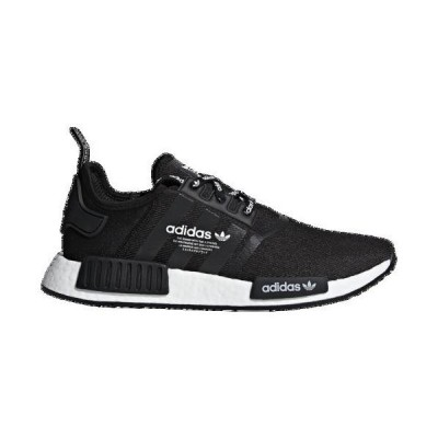 (取寄)アディダス メンズ オリジナルス NMD R1Men's adidas Originals NMD R1 Black Black White